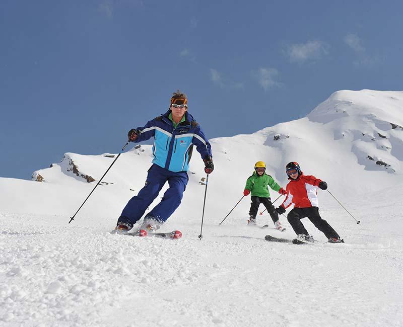 FIS-Verhaltensregeln Schischule Hochgurgl Skiurlaub im Ötztal