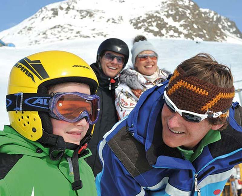 Schischule Hochgurgl Skigebiet Obergurgl Hochgurgl Sölden Tirol Ötztal