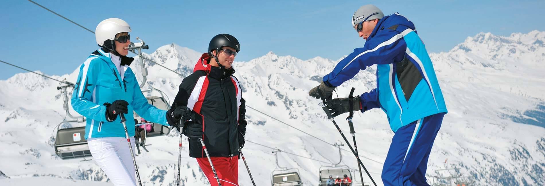 Skischule Hochgurgl TOP Hotel Hochgurgl Schischule Obergurgl Sölden Ötztal