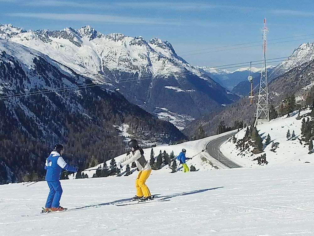 Hochgurgl ski school - Skiing holiday in the Ötztal valley Tyrol Austria