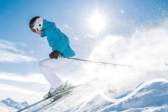 FIS code of conduct for skiers and snowboarders Obergurgl-Hochgurgl ski resort