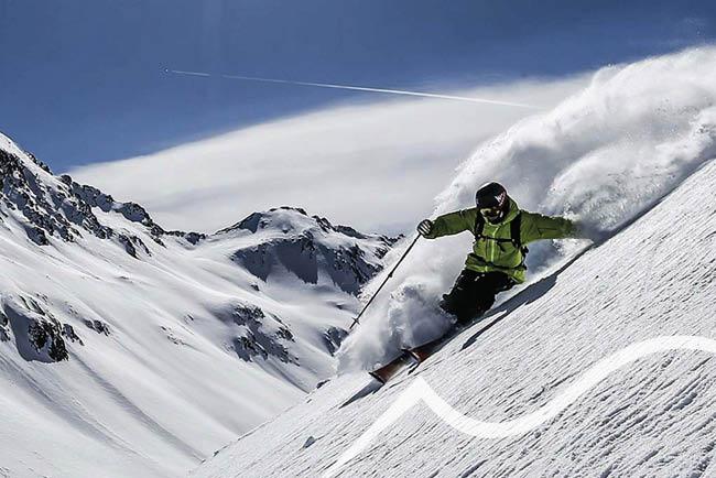 Hochgurgl ski school - Obergurgl-Hochgurgl ski resort Ötztal Alps Tyrol Austria