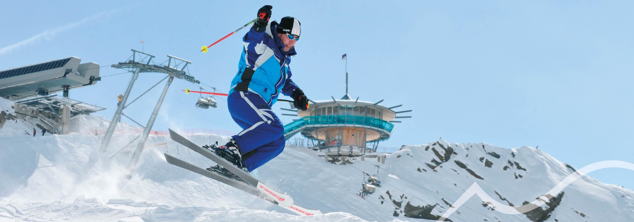 Schischule Hochgurgl Wintersport im Skigebiet Obergurgl-Hochgurgl Sölden Ötztal